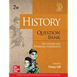 History Question Bank For Civil Services Preliminary Examination | Second Edition