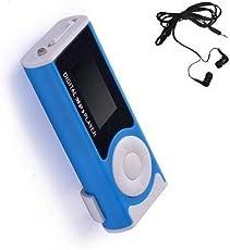 Pass Pass 16 GB Mp3 Audio Player Earphone (Multi Colour)