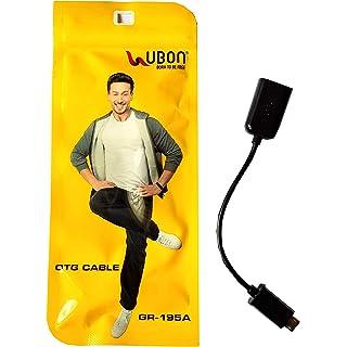 UBON GR 195 Micro USB OTG Cable