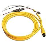 Garmin 010-11079-00 2m Amarillo Cable de transmisión