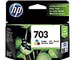 HP Deskjet 703 Ink Cartridge   Tri Color