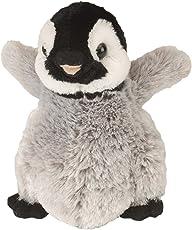 Wild Republic 10844 - Plüsch Pinguin, 17cm