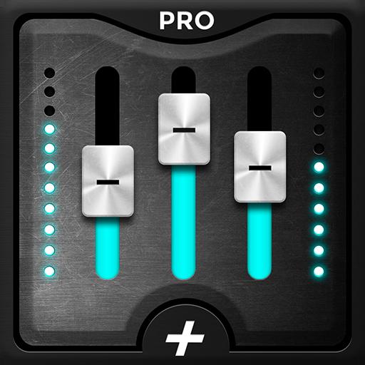 Ecualizador + Pro Reproductor música amplificador