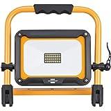 Brennenstuhl Naświetlacz LED JARO 2000 MA z akumulatorem / Reflektor LED do użytku na zewnątrz IP54 (Lampa Robocza LED z 3 po