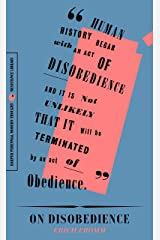 """On Disobedience: Why Freedom Means Saying """"no"""" to Power (Resistance Library) Paperback"""
