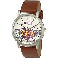 Gully by Timex Graffiti Analog White Dial Men's Watch-TWGYG0304