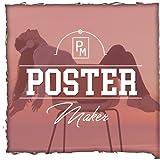 Poster Maker, Flyer Designer, Ads Page Designer HD