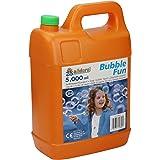 alldoro- Bubble Fun Liquide à Bulles en bidon de 5 l d'eau savonneuse XXL de 5000 ML pour Enfants, Adultes, fêtes et événemen