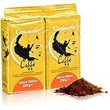 Consuelo Gran Crema - Italian Ground Coffee - 2 x 250g