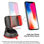 Autofy Universal Car Dashboard Adjustable Mobile Holder Cradle with Suction Mounting - Windscreen Dashboard Table Desks...
