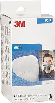 3M 5925 P2 Toz Ve Sis Filtresi (2'li paket)