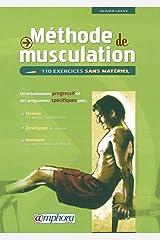 Méthode de musculation : 110 exercices sans matériel Copertina flessibile
