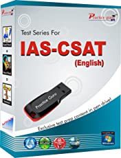 Pen Drive for IAS-CSAT (English)