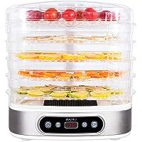 zociko Déshydrateur Alimentaire, Machine électrique déshydrateur de Nourriture de la Marque, Déshydrateur de Viande…