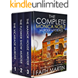 THE COMPLETE MONICA NOBLE MURDER MYSTERIES three utterly gripping cozy mysteries box set (Cozy crime and suspense…