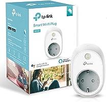 TP-Link HS100 - Enchufe inteligente para controlar sus dispositivos desde cualquier lugar, sin necesidad de...