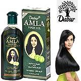 by United Arab Emirates DABUR AMLA HAIR OIL NATURAL CARE FOR HEALTHY, LONG & BEAUTIFUL HAIR 200ML