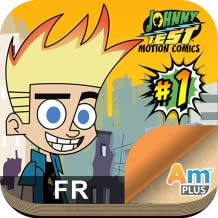 Johnny Test Animanga 1 FR