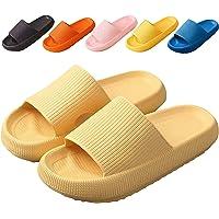 NUSGEAR Chaussures Sandales de Plage Femmes Hommes Claquettes de Douche Chaussons Antidérapantes Pantoufles été Ultra…