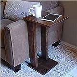 Evoqi natural wood coffee table