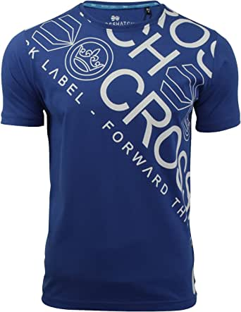 Crosshatch Men's Wolvey T-Shirt