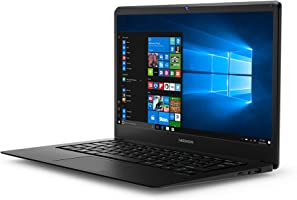 "Medion MD61338 - Ordenador portátil 14"" FullHD (Intel Atom x5-Z8350, 2GB RAM, 32GB almacenamiento (ampliables con..."