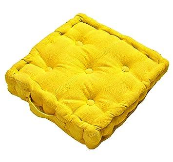 Chaise jaune amazing chaise jaune ikea kritter chaise enfant jaune ikea tabouret de bar jaune - Coussin jaune ikea ...