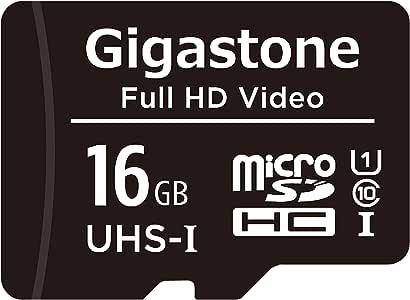 Gigastone 64gb Mirco Sd Speicherkarte 2er Pack Computer Zubehör