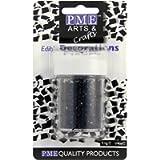 PME Glitter Flakes Black
