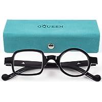 Occhiali da Lettura per Uomo Rotondi Quadrati Divertenti alla Moda per Donne Occhiali da Lettura 1.0, LH13