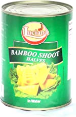 luciana Bamboo Shoot Halves(552 gm)