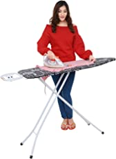 Magna Homewares® Sigma Heavy Duty Extra Large Size Premium Ironing Board