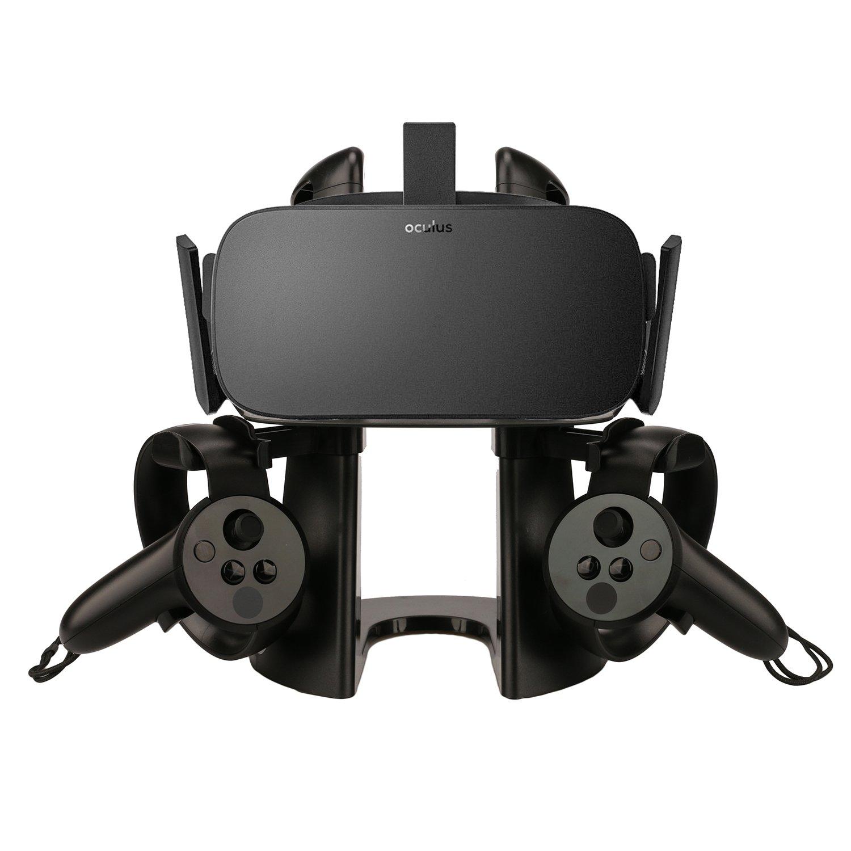 AMVR Support VR, Support D'affichage Pour Casque et Station Pour Casque Oculus Rift Avec Contact