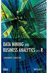 Data Mining and Business Analytics with R Hardcover