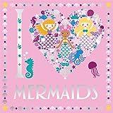 I Heart Mermaids (I Heart Colouring)