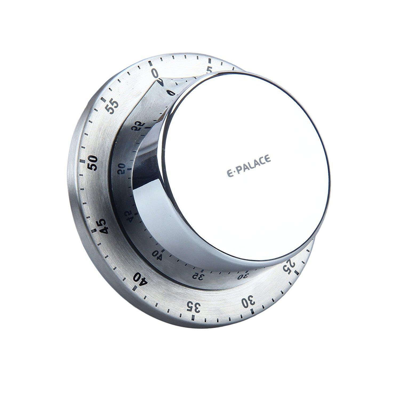 Timer da Cucina da 60 Minuti Digitale Magnetico Conteggio Giù e ...