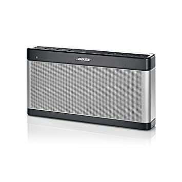 bose bluetooth. bose soundlink wireless bluetooth speaker iii - silver
