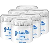 Johnson's Baby Katoenen knoop, verpakking van 6