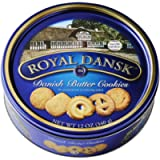 Royal Dansk OFX53005 Danish Cookie Selection, No Preservatives or Coloring Added, 12 Ounce