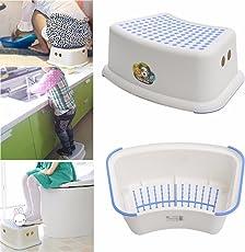 PARASNATH Anti Skid Plastic Bathroom Stool (Multicolour)