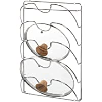 Interdesign 48580EU Classico Rangement d'armoire de cuisine Acier Chrome 27,4 x 9,7 x 42,5 cm