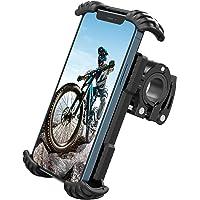 Nulaxy Supporto Telefono Bicicletta,Metallico Supporto Motociclo,Manubrio Supporto da Bici per iPhone 12 11 Pro Max, Xs…