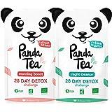 Panda Tea detox tea - Detox BIO-thee - 28 dagen uitdaging (56 theezakjes)