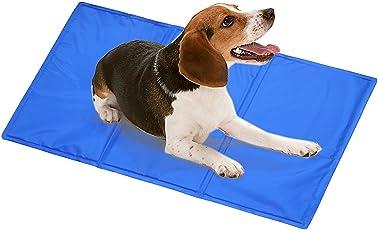 DAOXU Kühlmatte für Hunde,Kühlkissen zur Abkühlung in der Sommerhitze,Tiere Kühldecke,geeignet für Gel- Kühlmatte/Kühlpad für Haustiere - Hunde & Katzen