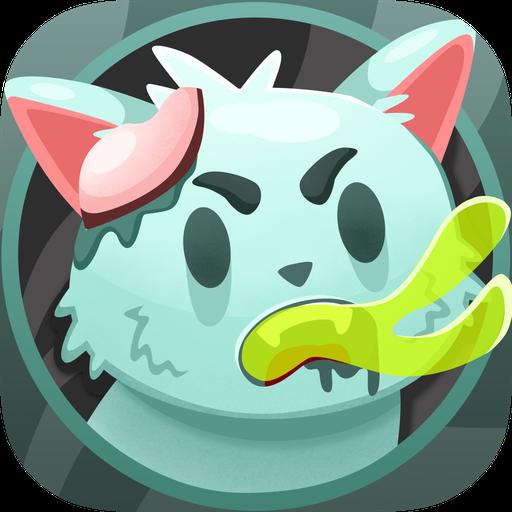 Zombie Party - Cat Evolution (Zombie Animation)