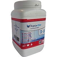 AQUAWATER 105017 - Recharge antitartre et anticorrosion silicophosphate - 1KG