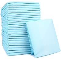 50 Disposable Mats 40x60cm Baby Potty Training Pads Sheet Bed Pee Underpads Changing Sheets