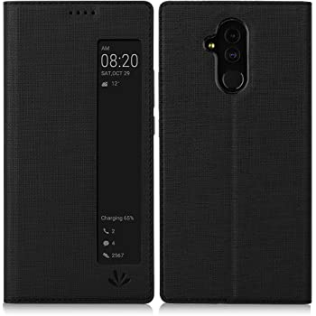 official photos 7aa9c dfd19 Huawei Smart View Flip Cover/Case for Mate 20 Lite: Amazon.co.uk ...