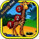 Los niños Animal conectar los puntos rompecabezas - juego de forma aritmética de punto a punto numerado educativo adecuado para jóvenes desarrollar a niños preescolares 2 +