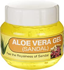 United's 100% Pure Aloe vera Gel For |Beauty |Skin Care |Face Moisturizer| |Skin Conditioner | Skin Moisturizer | Hair Growth | Sandal |
